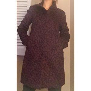 LOFT fall coat